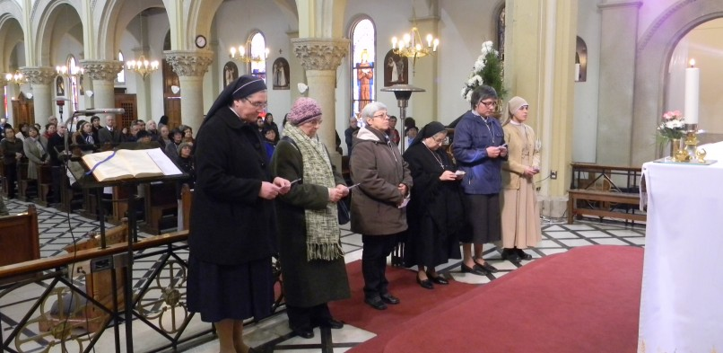 Misa Asunción de María