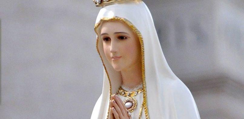 Virgen Peregrina será recibida este domingo en misa de mediodía