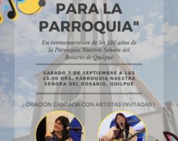 """El 7 de septiembre será la Gran Final del Concurso """"Un Himno para la Parroquia"""""""
