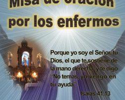 Misa de Oración por los Enfermos
